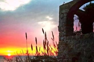 Sonnenuntergang-InselIschia