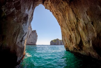 Blaue Grotte Capri