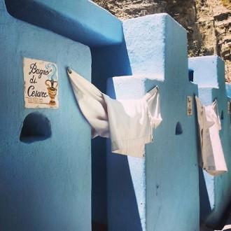 Die Schlucht von Cava Scura auf Ischia