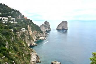 Die Insel Capri - Faraglioni