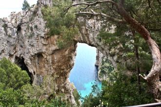 Die Insel Capri - Panorama