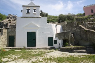 Ischia Wanderung Falanga und Kirche Santa Maria del Monte
