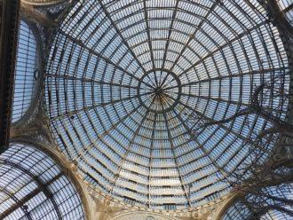 Ausflug Neapel Stadt mit Gallerie Umberto