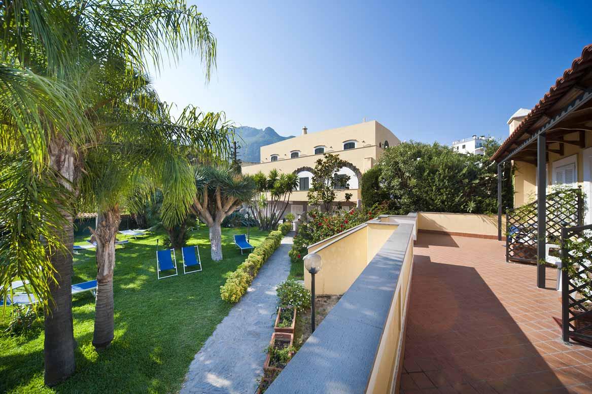 Hotel Villa Svizzera Ischia Lacco Ameno