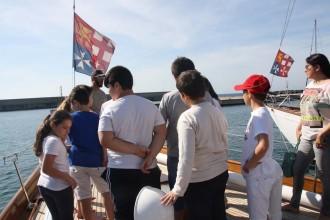 Organisierte Klassenfahrten als Gruppenreisen auf Ischia
