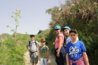 Gruppenreise als Klassenfahrt zum Monte Epomeo auf Ischia