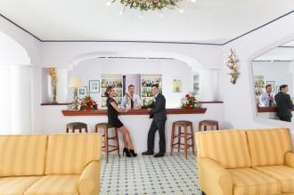 Hotel Gran Paradiso Ischia Rezeption
