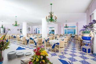 Hotel Gran Paradiso Ischia Restaurant