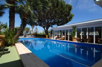 Kur- und Wellness Angebote Ischia - Hotel Terme Colella - Thermalpool