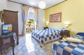 Hotel la Scogliera - Vierbett