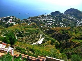 Insel Ischia - Panorama