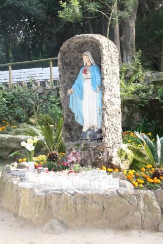 Wanderung zur Madonna von Zaro auf Ischia