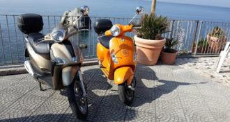 Mietwagen und Scooter Verleih Ischia