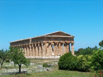 Busausflug zu den griechischen Tempelanlagen von Paestum