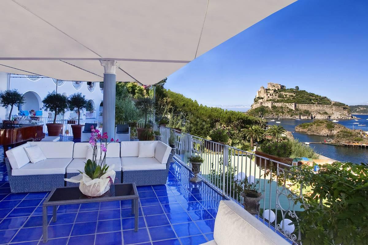 Room Photo 365582 Hotel Ischia Apartment Hotel