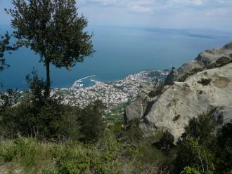 Panoramablick auf Casamicciola - Insel Ischia