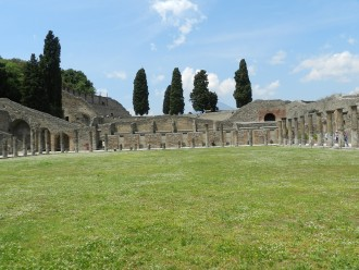 Ausflug Pompeji und Amalfiküste von Ischia aus