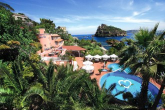 Strandhotel Delfini Ischia
