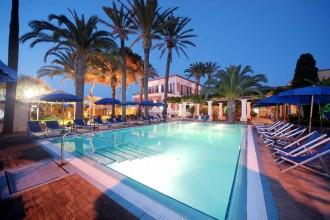 Hotel Villa Svizzera - Garten