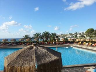 Wellness und Erholung in den Poseidongärten in Forio auf Ischia