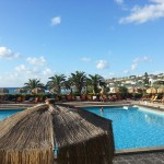 Der weltbekannte Thermalpark Poseidongärten Ischia
