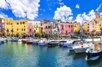 Procida Kulturhauptstadt Italiens 2022