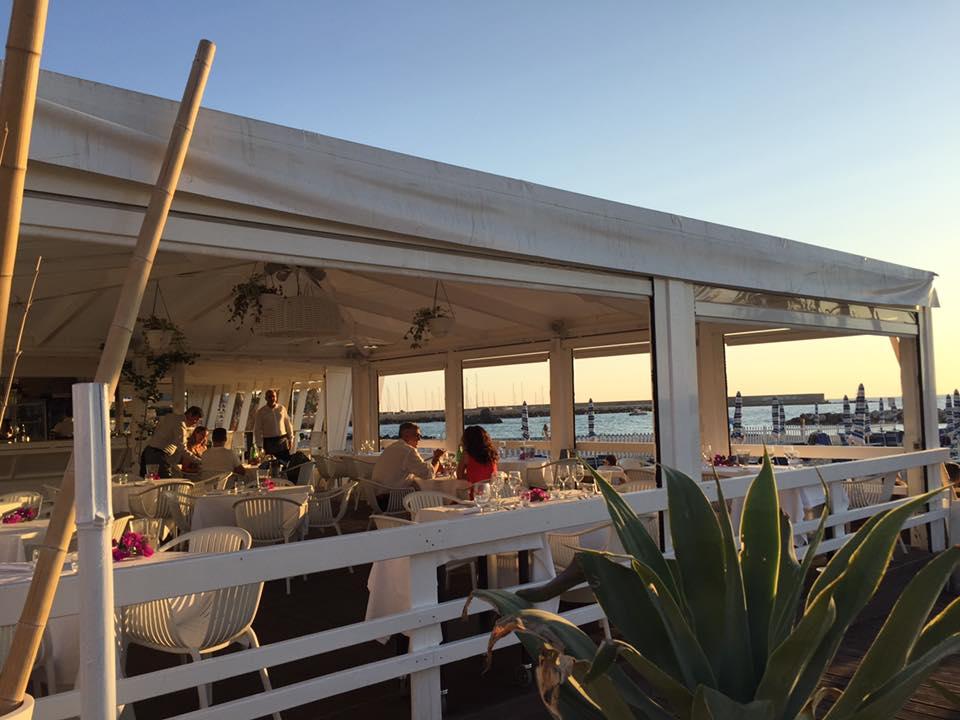 Seasons restaurant lounge bar forio