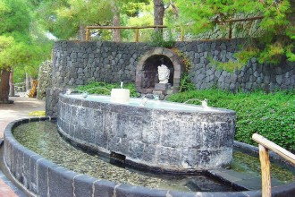 Thermal Garten Poseidon