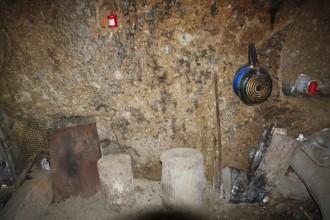 Grotte Piano San Paolo bei Wanderung Ischia