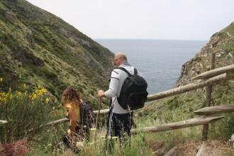 Wanderungen Ischia La Pelara