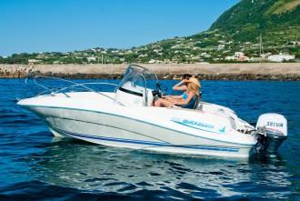 Bootsverleih auf der Insel Ischia