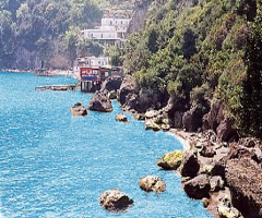 Bucht Cartaromana - Ischia Porto