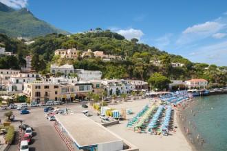 Gemeinde Casamicciola Terme - Strände von Casamicciola