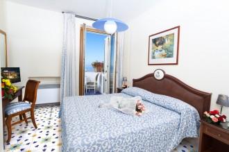 Hotel Gran Paradiso Ischia Zimmer