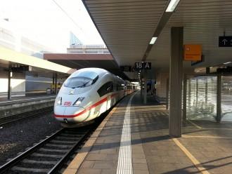 Zuganreise nach Ischia