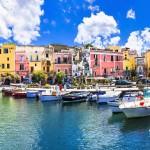Procida Kulturhauptstadt Italiens 2022!