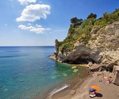 Bucht Cava Grado - Sant´Angelo/Serrara Fontana