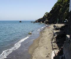 Strand der Engländer - Ischia Porto
