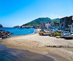 Spiaggia dei Pescatori - Ischia Porto