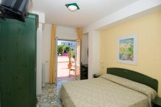 Doppelzimmer - Hotel la Pergola