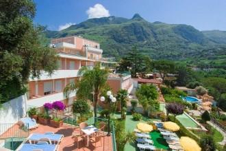 Hotel la Pergola - Garten