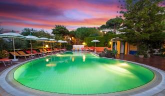 Kur- und Wellness Angebote Ischia - Hotel La Pergola