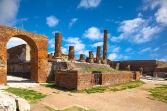 Tour Kampanien mit Pompeji