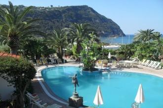 Hotel Semiramis in Forio - Insel Ischia
