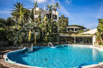 Hotel Parco Maria Terme Forio Insel Ischia