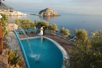 Heiraten in Hotel Punta Chiarito