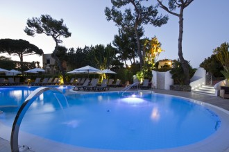 Hotel Hermitage Park Terme Ischia