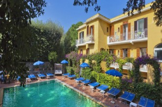 Hotel Cleopatra - Freibad