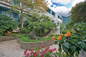 Hotel Elma Park - Garten