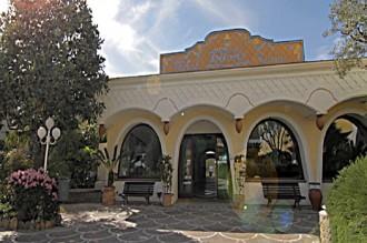 Hotel Tritone - Eingang